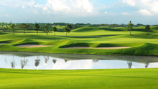 Sân Golf Mê Kông - Royal Island Golf & Villas (Mekong Golf & Villas)